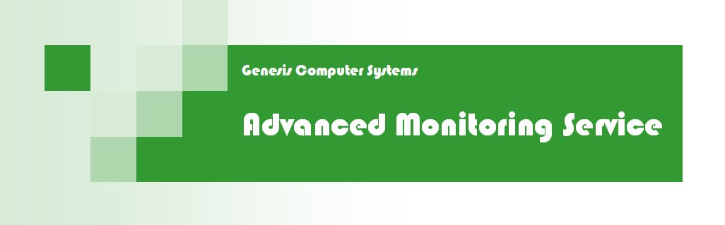 Genesis Computer Advanced Monitoring